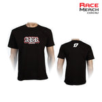 ABR - Black Logo Tee - MENS