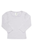 LilTacker Long Sleeve Organic Tee