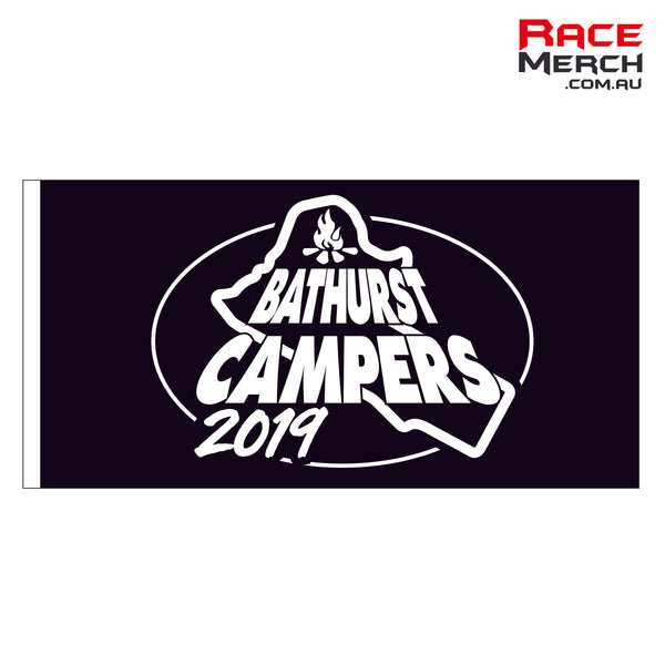 CLEARANCE - Bathurst Campers - 2019 - Flag