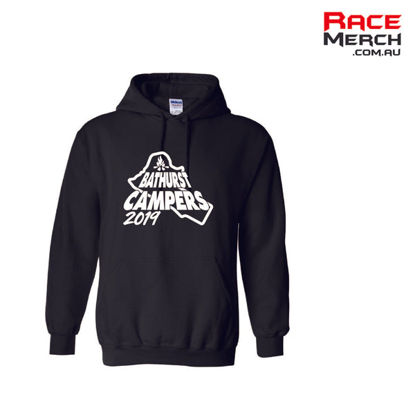 Bathurst Campers - 2019 - Adult Hoody