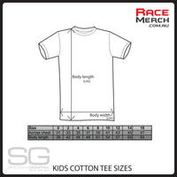 ABR - Red Logo Tee - KIDS