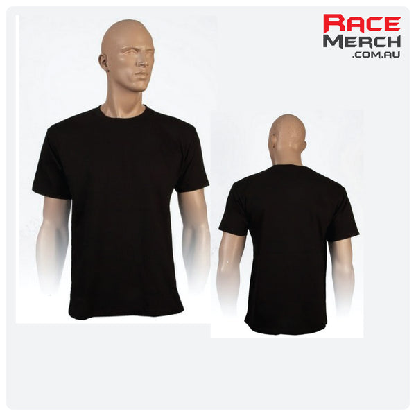 Plain Mens Short Sleeve Tee