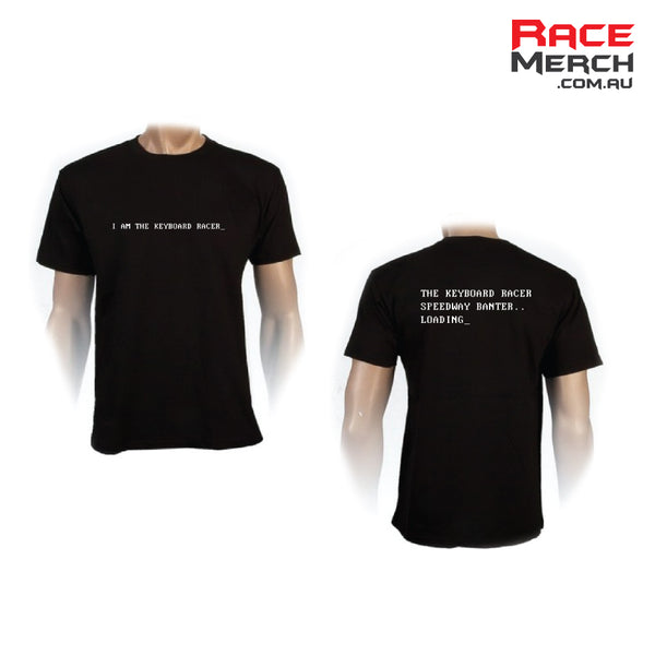 "TKR ""I am the Keyboard Racer"" Tee"