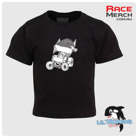 Adults Sprintcar Christmas Tee