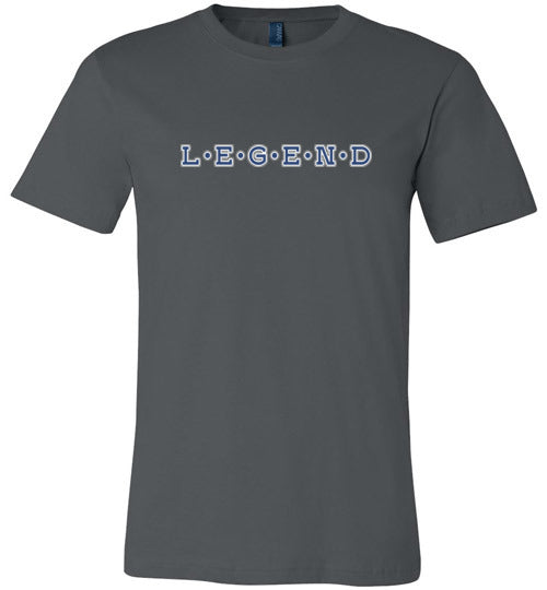 Legend - Canvas T-Shirt