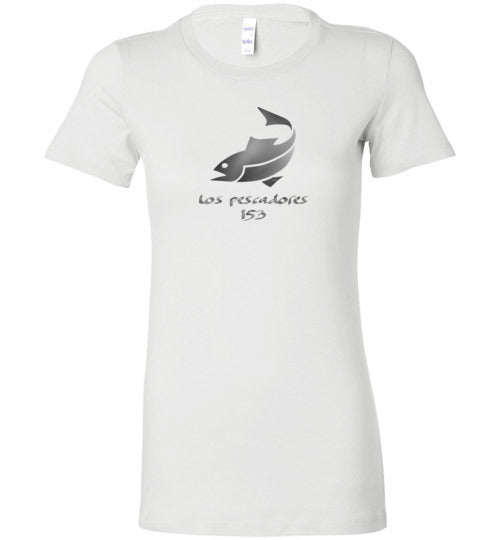 Los Pescadores 153 - Bella Ladies Favorite Tee T-Shirt