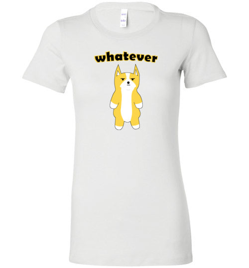 Doge Whatever - Bella Ladies Favorite Tee T-Shirt