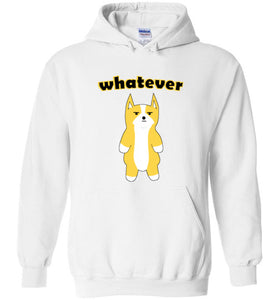 Doge Whatever - Gildan Heavy Blend Hoodie