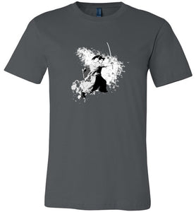 Legendary Swordsman - Canvas T-Shirt