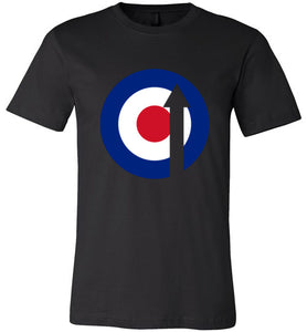 Mod UK - Canvas T-Shirt