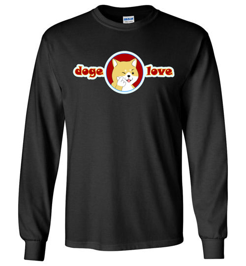 Doge I Love You - Gildan Long Sleeve Shirt