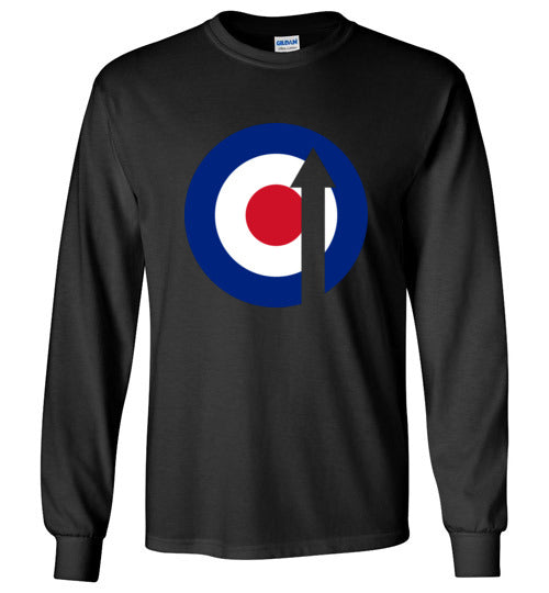 Mod UK - Gildan Long Sleeve Shirt