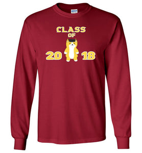 Class of 2018 - Gildan Long Sleeve Shirt