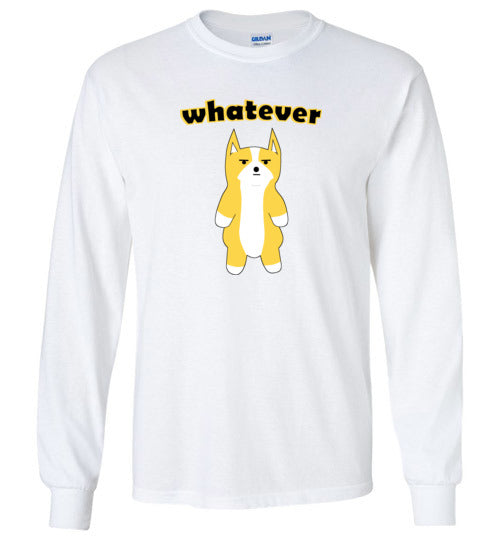Doge Whatever - Gildan Long Sleeve Shirt