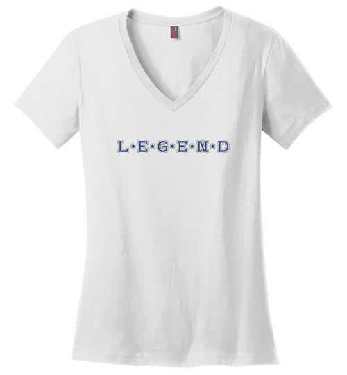 Legend - Ladies V-Neck