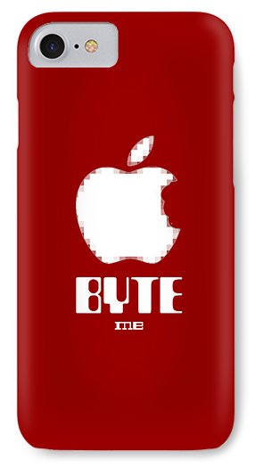 Byte Me - Phone Case