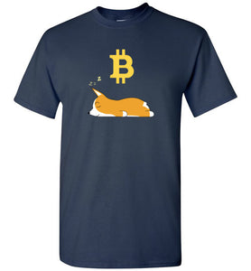 Bitcoin Dreams - Gildan Short Sleeve T-Shirt