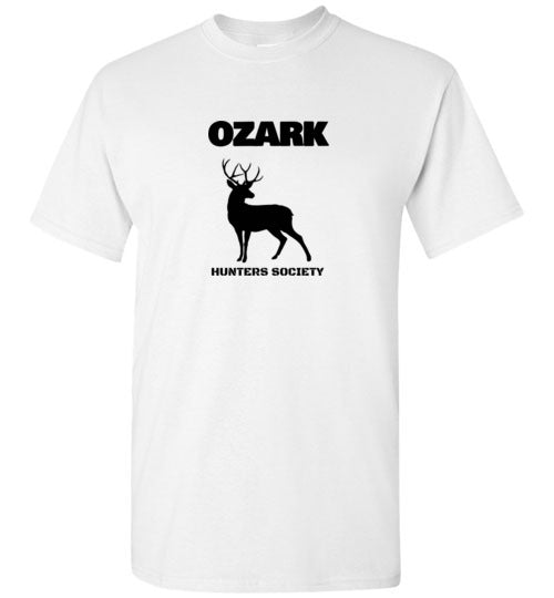 Ozark Hunters Society - Gildan Short Sleeve T-Shirt