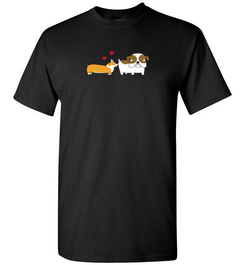Corgi Crush - Gildan Short Sleeve T-Shirt