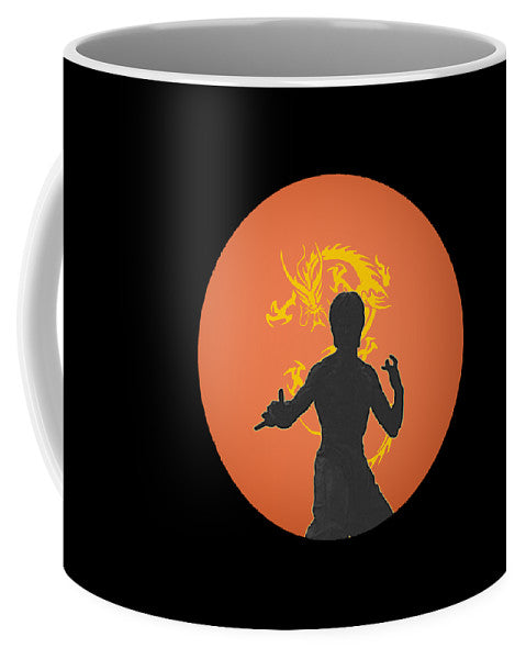 Golden Dragon Kungfu - Mug