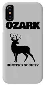 Ozark Hunters Society - Phone Case