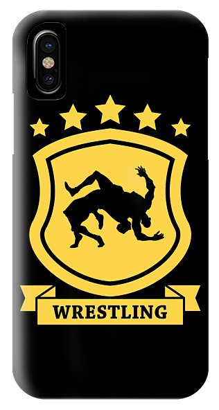 Wrestling - Phone Case