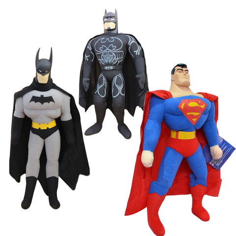 "1pc 8"" 25cm Hot Sell Toy Spiderman, Batman, Superman"