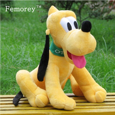 Kawaii 30cm Pluto Plush Toys Goofy Dog