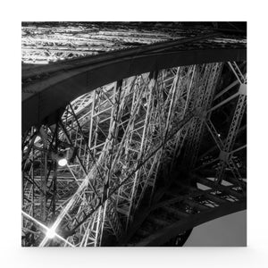 Eiffel Tower abstract III canvas