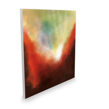 Limited edition abstract 'Elysium' print canvas