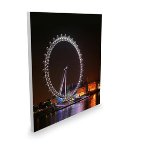 London eye canvas