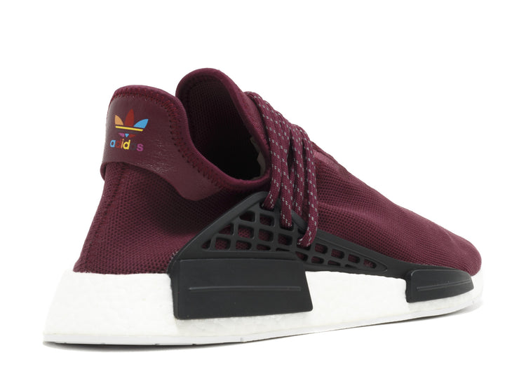 huge selection of e8fcb a1579 Adidas NMD R1 Pharrell HU Friends and Family Burgundy – The ...