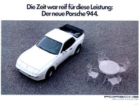 Classic Porsche Ads from the 80s