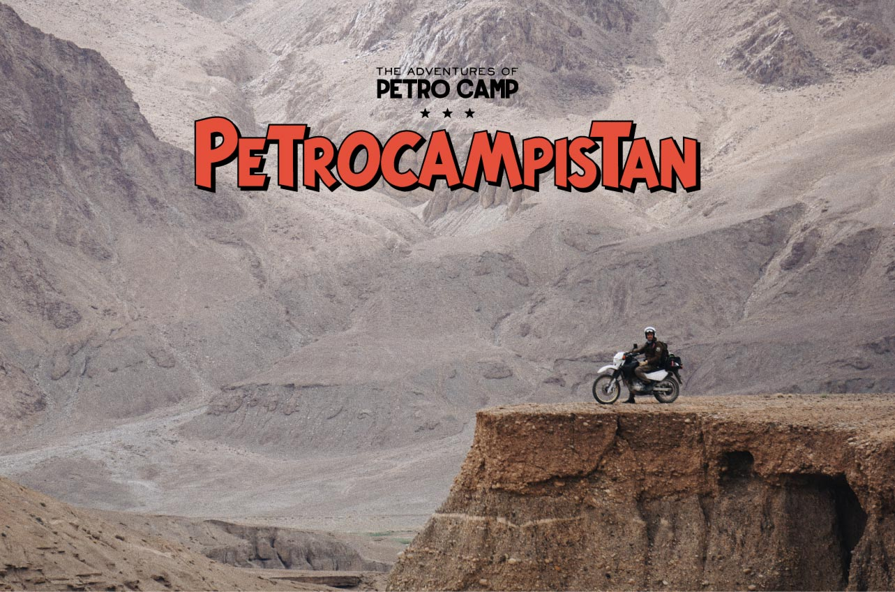 A Quick Motorcycle Guide to the Pamir Highway