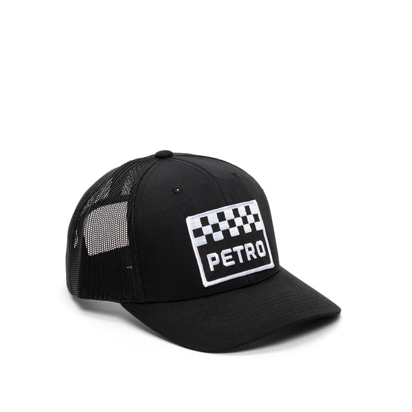 Petro Checkered Flag Cap