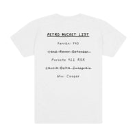 Petro Bucket List T-Shirt