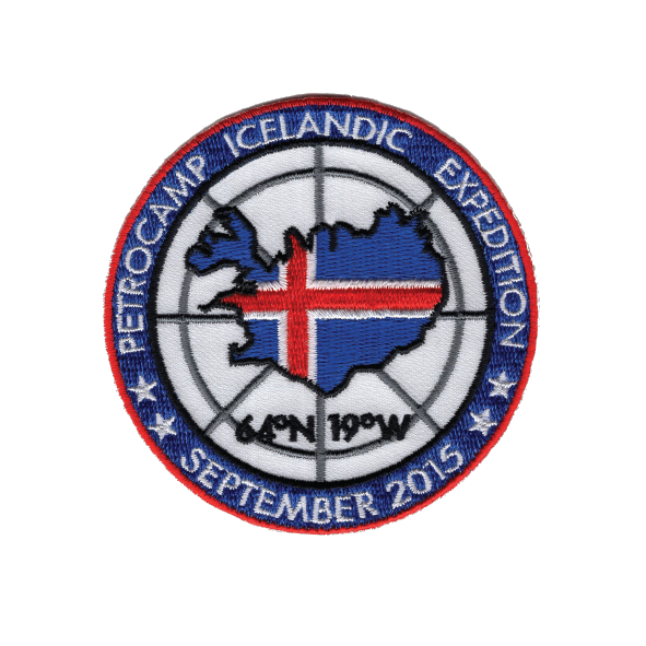 Petro Camp Icelandic Expedition Patch