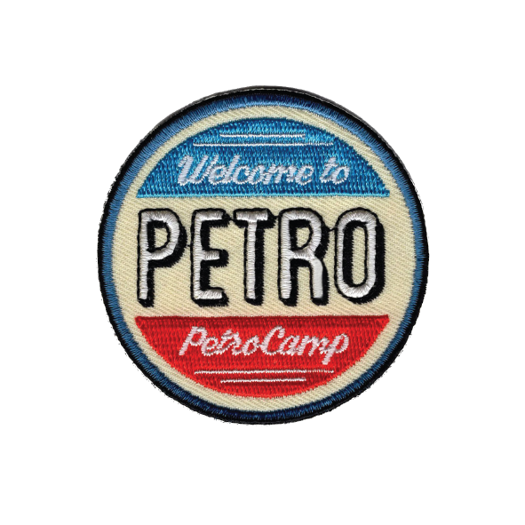 Petro Camp Logo Patch