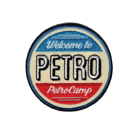 Petrocamp Logo Patch