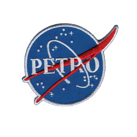 Petro NASA Patch