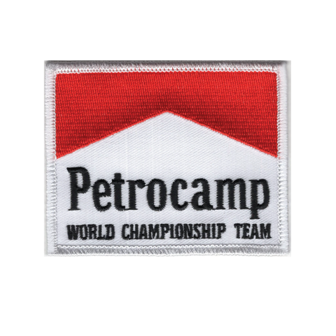 World Championship Team Patch