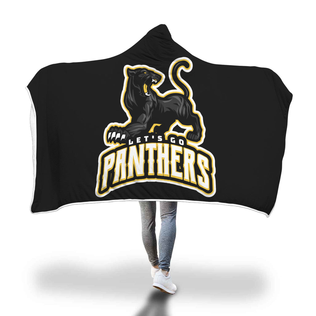 Panther Black/Yellow/Gold