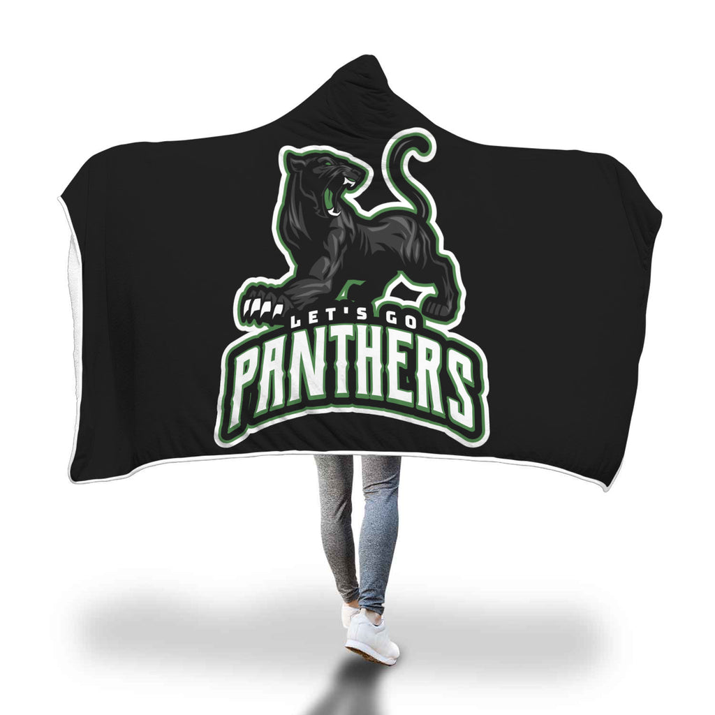 Image of Panther Black/ Green