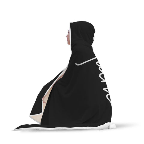 Image of Amazing Faith Hooded Blanket