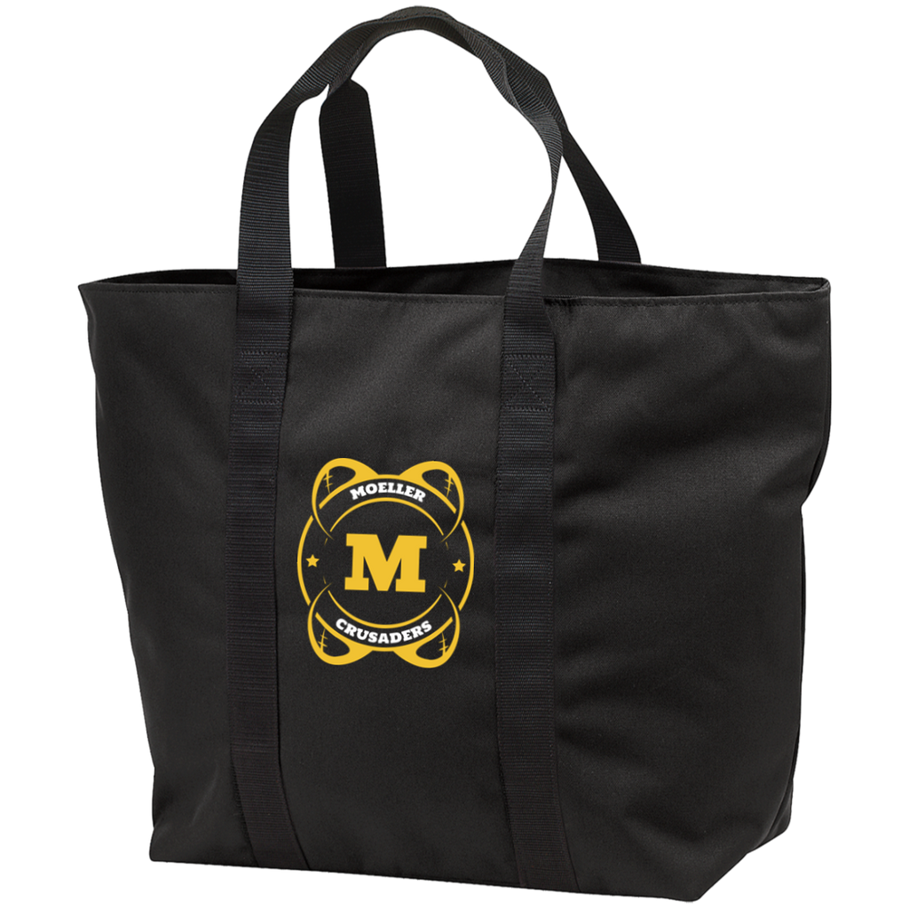 Image of Moeller Football All Purpose/Shopping Tote Bag