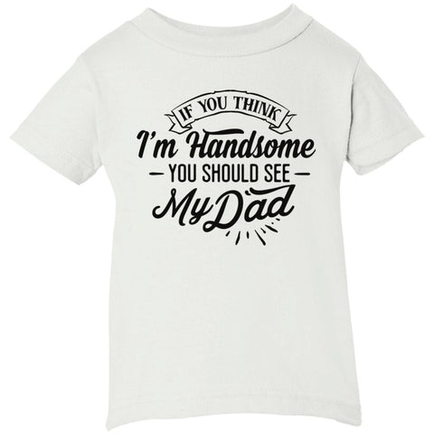 Handsome Dad-Apparel-Amazing Tee Swag