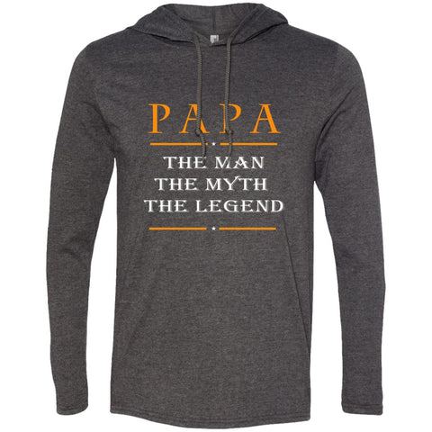 Papa The Legend-T-Shirts-Amazing Tee Swag