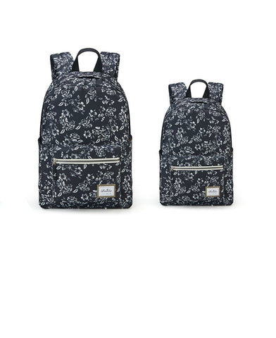 Family Backpack - Flower Print