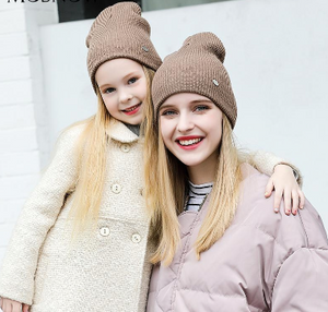 Trendy Beanie Hats - Adult + Child