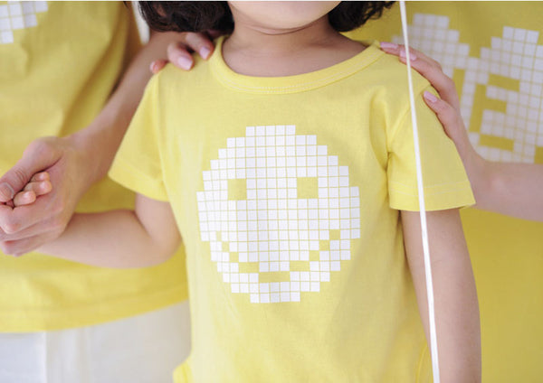 "Family T-Shirt ""Yellow Love"""